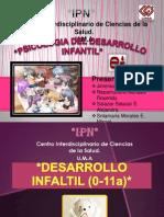 DESARROLLO INFALTIL (0-5a)