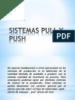 Sistemas Pull y Push