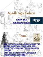 Middle Ages Fashion