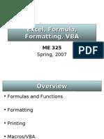 Unit 4 Excel