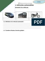 Découverte Automobile Cours n°1
