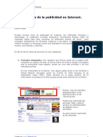 Formatos de La Public Id Ad en Internet