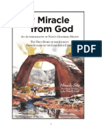 My Miracle From God