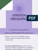 Condicion fibroquistica