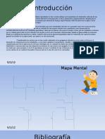 Mapa mental Evaluación de Aprendizaje