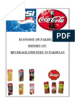 Beverage Industry in Pakistan