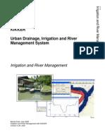 Kikker Irrigation and River Management Guide v1