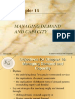 Managing demand & capacity