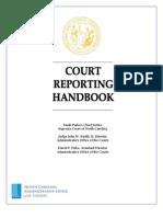 Court Reporting Handbook