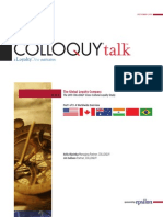 2011 COLLOQUY Cross Cultural White Paper