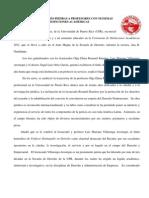 Comunicado de Prensa-UPR-RP Reconoce a Profesores dos
