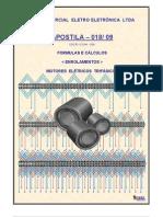Apostila 018 09 - Enrolamento de Motores Elétricos