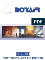 Air Motor Motair Catalogue