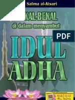 Bekal-Bekal Di Dalam Menyambut Idul Adha