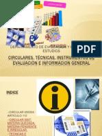 Circulares y Tecnicas e Instrumentos
