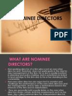 6 Nominee Directors