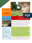 Project Hope Foundation Newsletter April 2010
