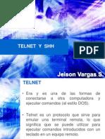 Telnet Ssh