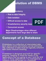 Database Models