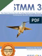 OSSTMM.3