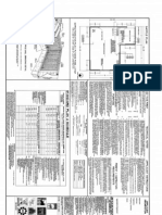 Standard Plan a Residential Seismic Strengthening Plan
