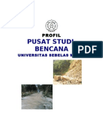 Profile l Pusat Studi Bencana  UNS