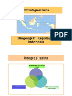 PPT -Biogeografi Kepulauan Indonesia