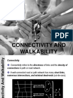 04 Connectivity & Walk Ability
