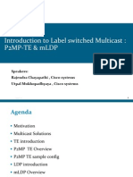 Cisco Lecture P2MP