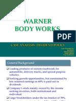 Warner Body