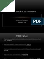 Federalismo Fiscal en Mexico