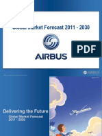 Airbus Global Market Forecast