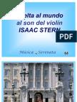 Isaac Stern Al Violin