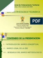 Zonificacin Ecolgica Econmica