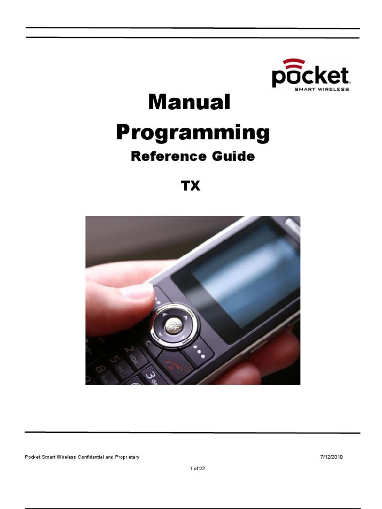 Photon q manual programming eco mobile.