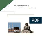 Wujud Akulturasi Budaya Islam Di