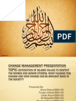 Change Management Presentation