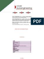 COVER Ltd. - Brochure Zbiorniki
