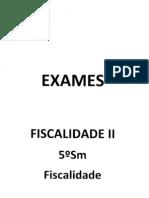 Fiscalidade II