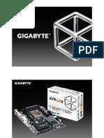 Gigabyte GA-X79-UD3 Motherboard