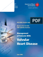 Valvular Pocket Guide