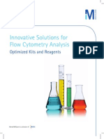 Innovative Solutions for Flow Cytometry Analysis Optimized Kits and Reagents PB3322ENEU