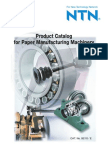 Product Catalogue for Paper Manufacturing Machinery