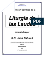 Juan Pablo II - Laudes