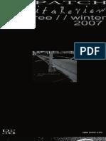 dispatch litareview 1.3 Fall 2006