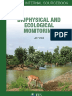 Eco Monitoring Manual Final