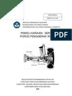 Pemeliharaan Servis Poros Propeller