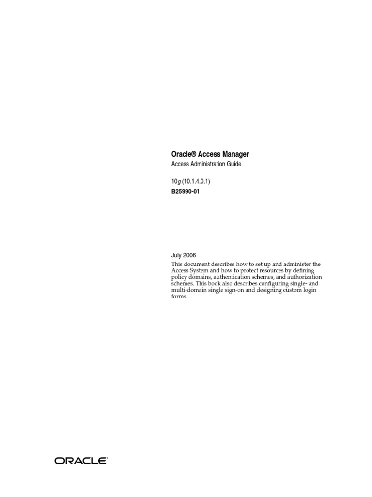 Oracle access manager admin guide http cookie authentication m4hsunfo