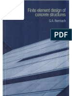 Finite Element Design of Concrete Structures (2004) - G. a. Rombach