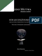 Rick Martin - Credo Mutwa chaman zoulou sur les enlèvements par les Extra-Terrestres et les Reptiliens